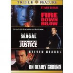 Fire Down Below / Out For Justice / On Deadly Ground (2 Discs) (