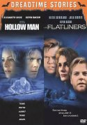 Hollow Man/Flatliners (DVD, 2010, 2-Disc Set) DREADTIME STORIESH