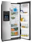Crosley Side By Side Refrigerator 25.8 Cu. Ft. Model CRSH268MS