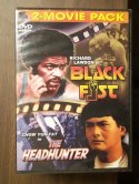 Double Feature~~Black Fist/ The HeadHunter