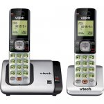 VTech CS6719-2 2-Handset Cordless Phone System with Caller ID/Ca